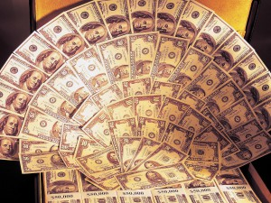 BankNote5 300x225 Сонник деньги бумажные